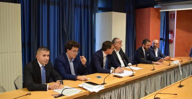 IL MINISTRO BOCCIA INCONTRA I GRUPPI DI OPPOSIZIONE DI REGIONE ABRUZZO, PER IL M5S PRESENTI SMARGIASSI E TAGLIERI