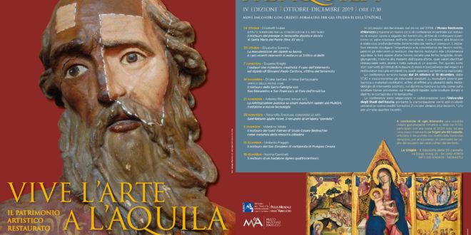 VIVE L'ARTE A L'AQUILA. IV INCONTRO AL MUNDA