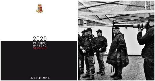 CALENDARIO POLIZIA DI STATO 2020