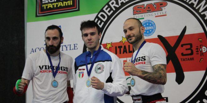 Latina  – Di Profio e Biocca Campioni Regionali Lazio di Kick Boxing, ancora successi per la A.S.D. MMA