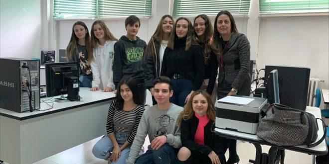 Quattro alunni del Liceo B. CROCE di Avezzano brillano agli esami della Mater Academy statunitense