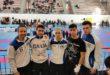Avezzano.Di Girolamo e Di Profio vincono l'oro al campionato Interregionale di Kick Boxing