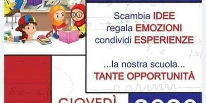 CELANO. TUTTO PRONTO PER L'OPEN DAY ALLA SCUOLA GABRIELE D'ANNUNZIO