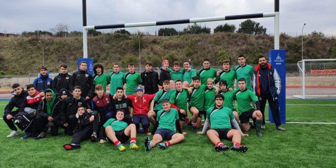 Rugby, bottino pieno per le abruzzesi in A e B. Buona prova dell'U16 Abruzzo in Campania