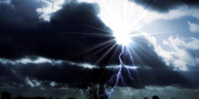 Meteo. In seguito al tempo soleggiato, una perturbazione atlantica porterà le piogge, sabato temporanea pausa soleggiata, piogge  a venire