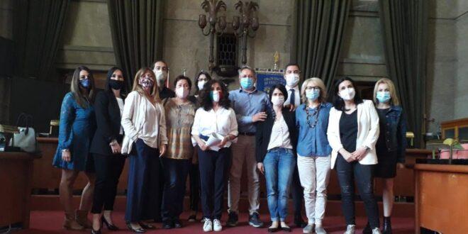 PRESIDENTE ZAFFIRI SU INSEDIAMENTO COMMISSIONE PARI OPPORTUNITÀ DELLA PROVINCIA DI PESCARA
