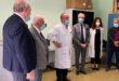 L'AQUILA, CORONAVIRUS: DONAZIONE DI APPARECCHIATURE DA PARTE DI TRE IMPRENDITORI AL REPARTO DI OSTETRICIA E GINECOLOGIA.