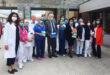 L'AQUILA, 500 MASCHERINE DONATE DALL'ORDINE DEGLI INFERMIERI ALL'OSPEDALE