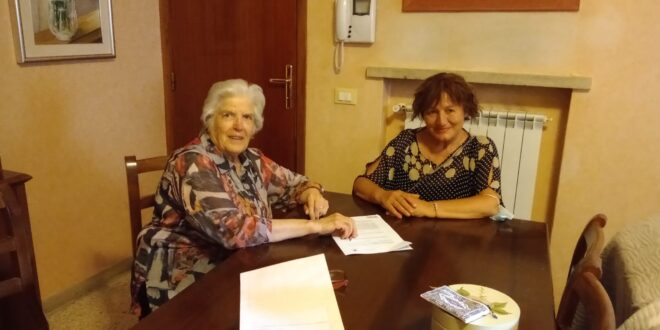 LUCO DEI MARSI. COMUNE E CROCE ROSSA, SIGLATA LA CONVENZIONE PER IL SUPPORTO ALLA POPOLAZIONE