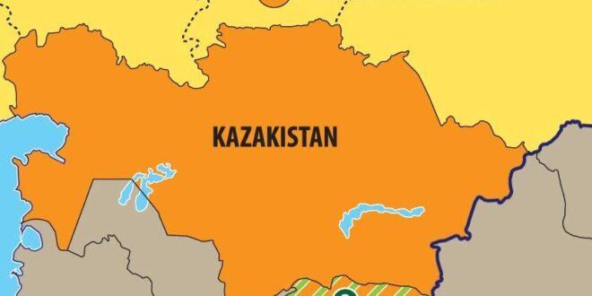 KAZAKISTAN, UNA LETALE POLMONITE SI STA DIFFONDENDO NEL PAESE: SAREBBE PIU' DEVASTANTE DEL CORONAVIRUS. HA GIA' UCCISO 1.700 PERSONE