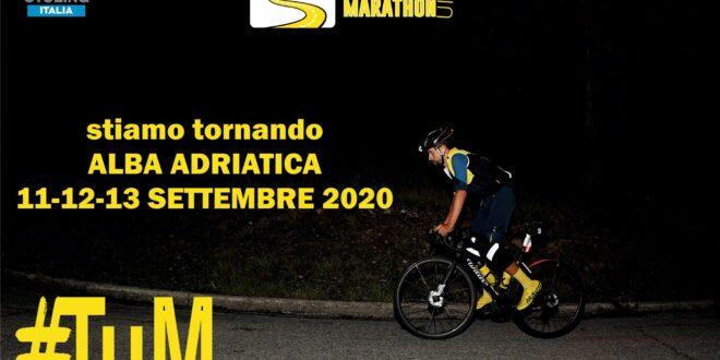 La Terminillo Ultra Marathon cambia pelle: appuntamento ad Alba Adriatica tra l'11 e il 13 settembre