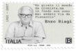 POSTE ITALIANE – EMISSIONE DEL FRANCOBOLLO ENZO BIAGI