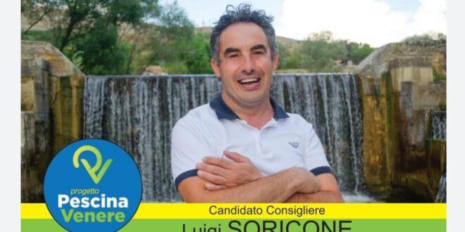 PESCINA. RECORD ASSOLUTO, LUIGI SORICONE SBANCA CON LE PREFERENZE