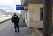 CHIUSO L'UFFICIO DELLA POLIZIA FERROVIARIA AD AVEZANO: UN AGENTE RISULTA POSITIVO AL CORONAVIRUS