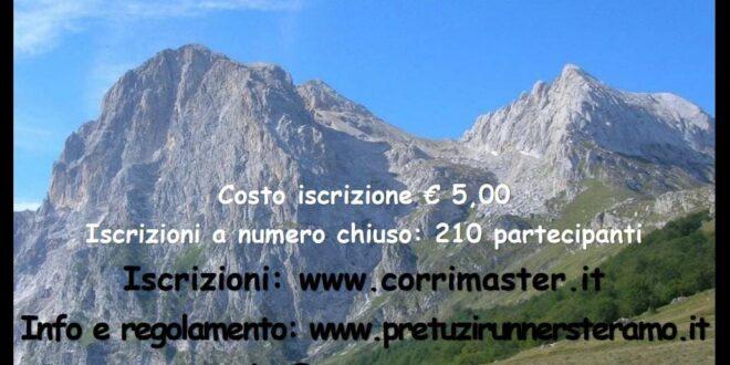Conto alla rovescia verso la prima edizione del Gran Sasso Trail il 27 settembre a Prati di Tivo