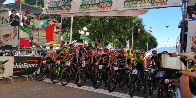 Ad Aielli spostamento al 2021 per la Sirente Bike Marathon