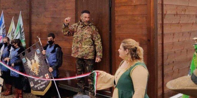 """L'AQUILA, SIMONE COCCIA """"Una grande soddisfazione, inaugurata """"La casa del soldato"""" museo itinerante della grande guerra"""""""