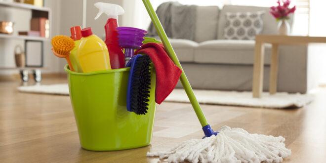 Pulizie di casa: i consigli per farlo in modo efficiente