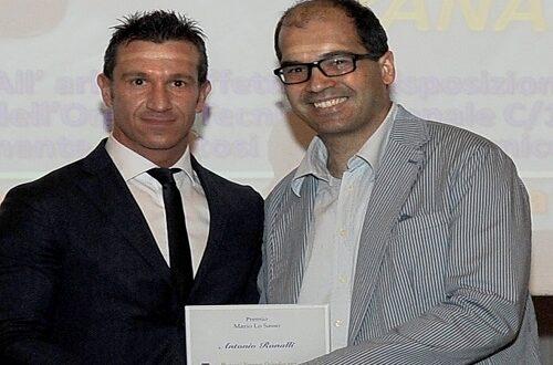 Antonio Ranalli nominato componente della redazione della Rivista L'Arbitro