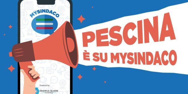 PESCINA. ZAURI COMUNICA CON I CITTADINI ATTRAVERSO L'APP MYSINDACO