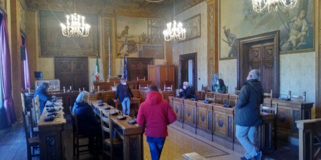 """IL SINDACO GIOVANNI DI PANGRAZIO RICEVE IL """"COMITATO EMERGENZA AVEZZANO COVID-19"""""""