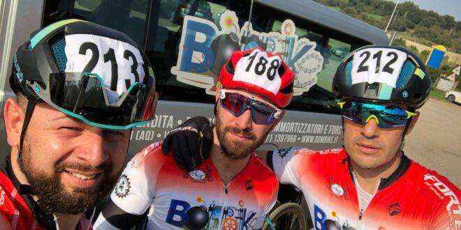 Europei Ciclocross e Lazio Cross-Trofeo Romano Scotti: i migliori risultati degli abruzzesi nel fine settimana del 9 novembre