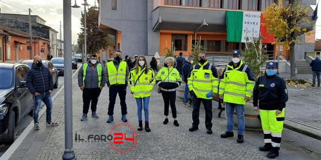 SAN BENEDETTO DEI MARSI, PROTEZIONE CIVILE VIRTUOSA ED OPERATIVA