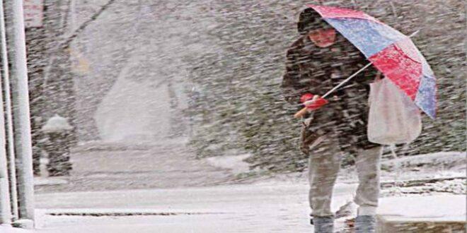Meteo. Perturbazioni invernali in arrivo. Prima neve a bassa quota in vista