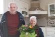 Elpidio e Linda, un amore di ferro che dura da 70 anni