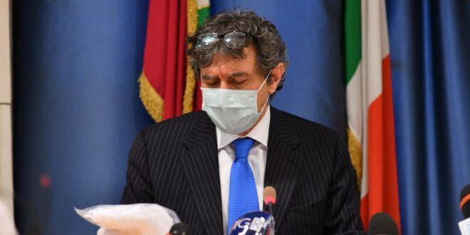 CORONAVIRUS, IL GOVERNATORE MARSILIO FIRMA L'ORDINANZA PER LA CHIUSURA DELLE SCUOLE IN TUTTO L'ABRUZZO
