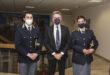LA FIGURA DELLO PSICOLOGO NEI RUOLI DELLA POLIZIA DI STATO  ALLA QUESTURA DELL'AQUILA IL COMMISSARIO CAPO DOTT ANDREA PELLICCIONE