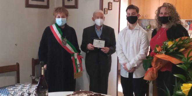LUCO DEI MARSI. FESTEGGIA I 100 ANNI DI DOMENICO D'IGNAZIO